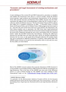 Sample policy brief