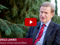 The Euro and the Battle of Ideas: Professor Harold James interview