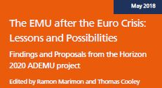 The ADEMU eBook from VoxEU.org: The EMU after the euro crisis.